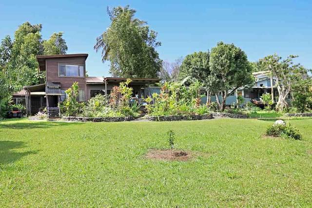 4178 Hana Hwy, Haiku, HI 96708 (MLS #387315) :: LUVA Real Estate
