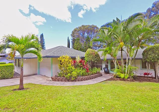 610 Hoene St, Makawao, HI 96768 (MLS #387318) :: Elite Pacific Properties LLC