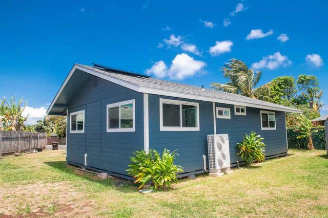 481 Kahua Pl, Paia, HI 96779 (MLS #387340) :: Coldwell Banker Island Properties