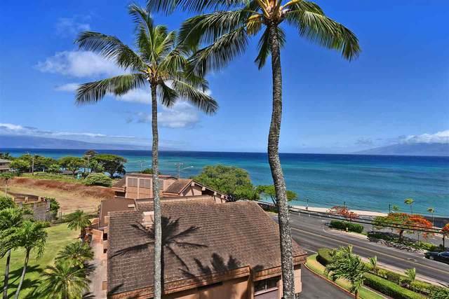4242 Lower Honoapiilani Rd F509, Lahaina, HI 96761 (MLS #387357) :: Keller Williams Realty Maui
