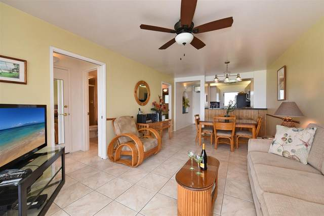 2430 S Kihei Rd #205, Kihei, HI 96753 (MLS #387453) :: Maui Lifestyle Real Estate