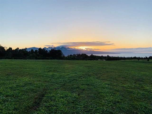 2370 Baldwin Ave Lot 4, Makawao, HI 96768 (MLS #387527) :: Maui Lifestyle Real Estate