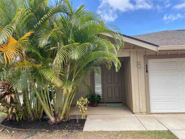 116 Eulu St #93, Wailuku, HI 96793 (MLS #387532) :: Keller Williams Realty Maui