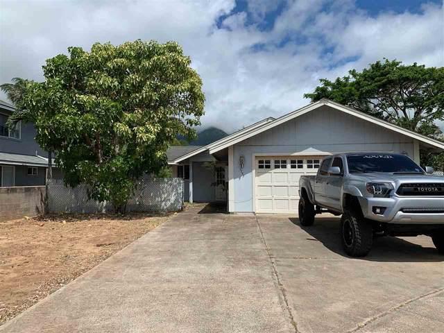 1195 W Onaha St, Wailuku, HI 96793 (MLS #387545) :: Elite Pacific Properties LLC