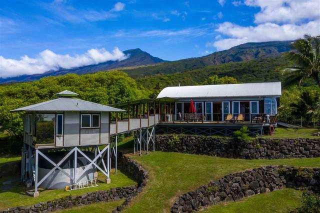 35000 Piilani Hwy, Hana, HI 96713 (MLS #387587) :: Coldwell Banker Island Properties