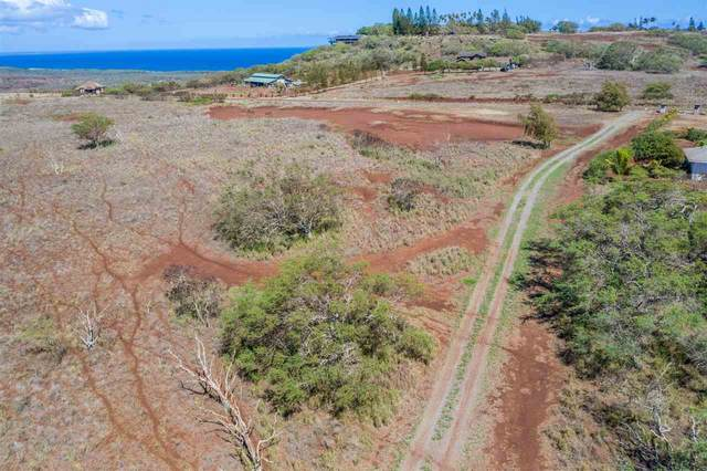 Pa Loa Loop Lot 84, Maunaloa, HI 96770 (MLS #387599) :: LUVA Real Estate