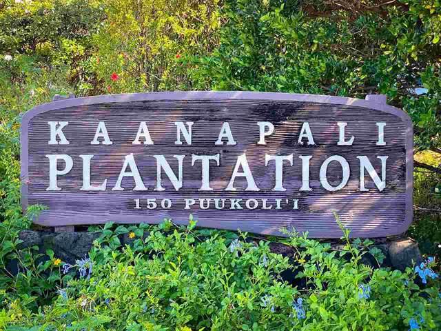 150 Puukolii Rd #18, Lahaina, HI 96761 (MLS #387608) :: Coldwell Banker Island Properties