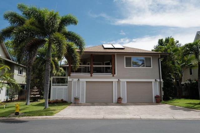 29 Hua Nui Way, Lahaina, HI 96761 (MLS #387616) :: Keller Williams Realty Maui