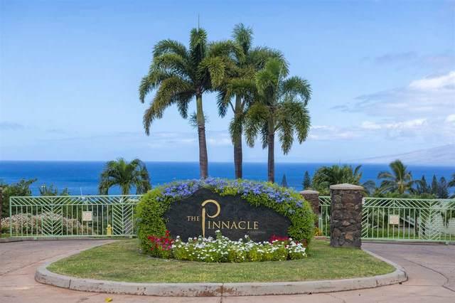 28 W Mahi Pua Pl #31, Lahaina, HI 96761 (MLS #387682) :: Coldwell Banker Island Properties