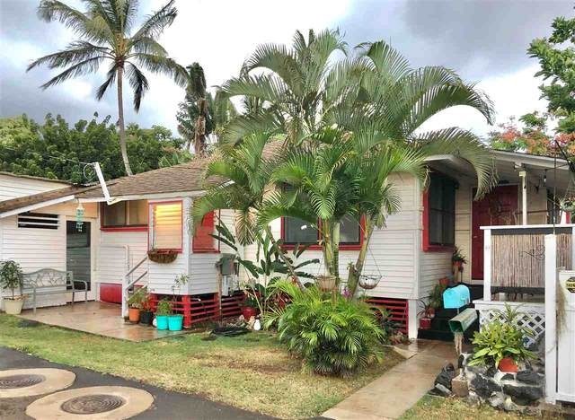 257 Kanoa St, Wailuku, HI 96793 (MLS #387727) :: Maui Estates Group