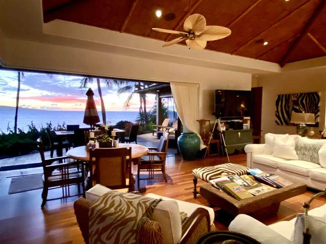 4478 Makena Rd, Kihei, HI 96753 (MLS #387740) :: Team Lally