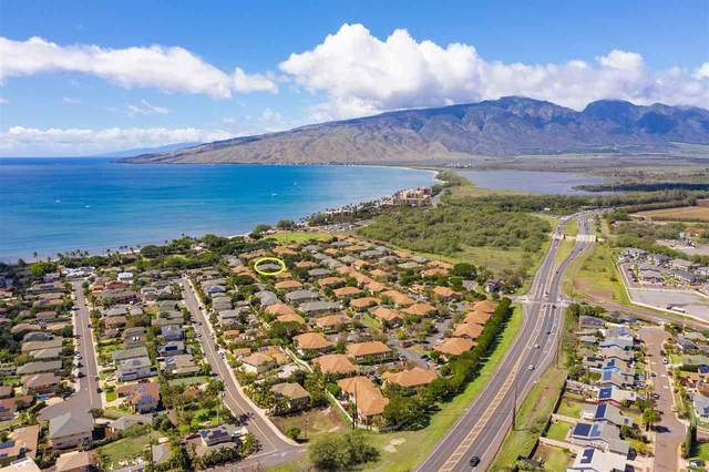 140 Uwapo Rd 33-202, Kihei, HI 96753 (MLS #387792) :: Elite Pacific Properties LLC