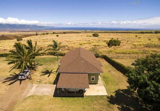 172 Ikea Pl C, Pukalani, HI 96768 (MLS #387864) :: Maui Estates Group