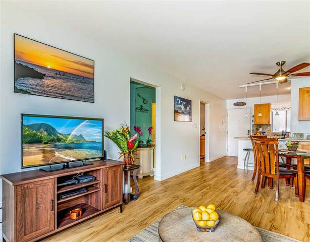 2219 S Kihei Rd B215, Kihei, HI 96753 (MLS #387872) :: LUVA Real Estate