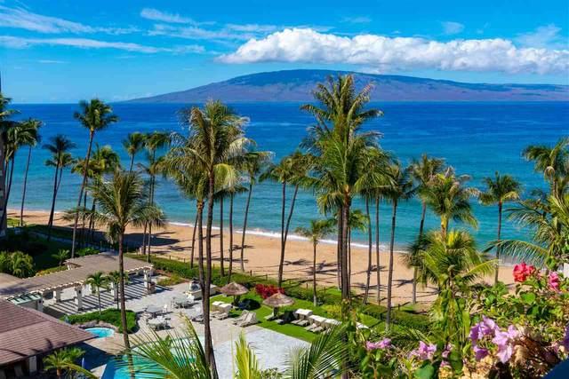 50 Nohea Kai Dr I-804, Lahaina, HI 96761 (MLS #387884) :: Maui Estates Group