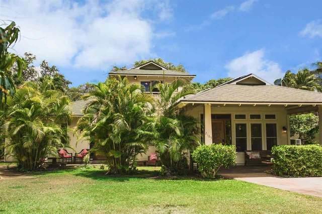 2165 Iliili Rd, Kihei, HI 96753 (MLS #387916) :: Keller Williams Realty Maui