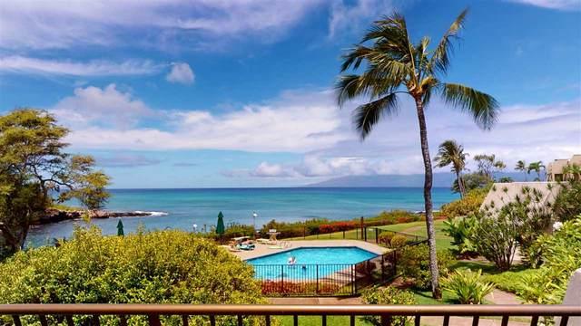5295 Lower Honoapiilani Rd B40, Lahaina, HI 96761 (MLS #387984) :: Keller Williams Realty Maui