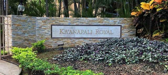 2560 Kekaa Dr G303, Lahaina, HI 96761 (MLS #387995) :: Keller Williams Realty Maui