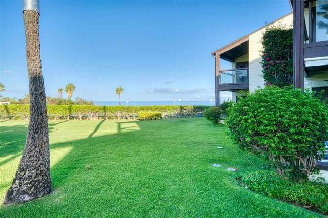 2737 S Kihei Rd #105, Kihei, HI 96753 (MLS #388028) :: Coldwell Banker Island Properties
