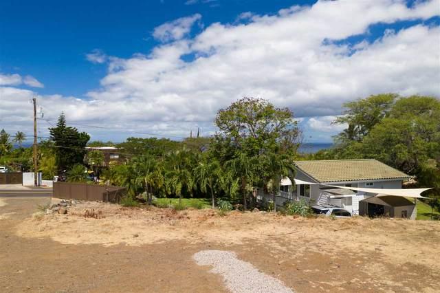3145 Mapu St B, Kihei, HI 96753 (MLS #388081) :: Corcoran Pacific Properties