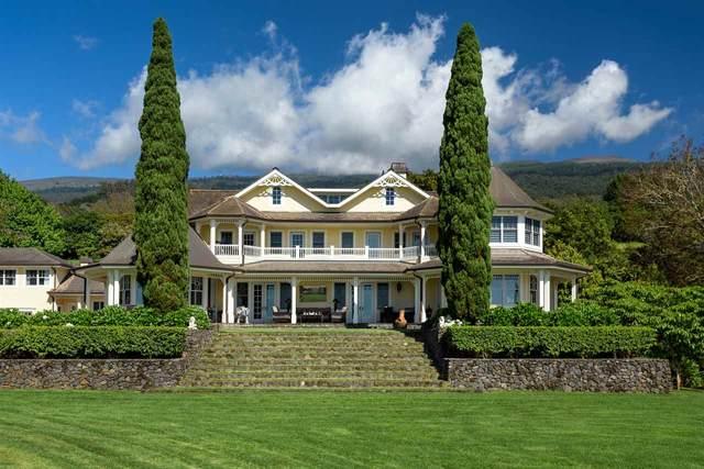 50 Oluolu Pl, Kula, HI 96790 (MLS #388207) :: Corcoran Pacific Properties