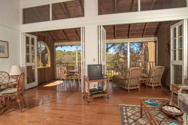 100 Lio Pl O2, Maunaloa, HI 96770 (MLS #388226) :: Maui Lifestyle Real Estate