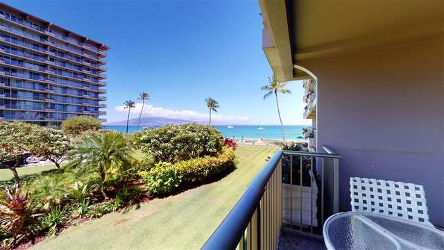2481 Kaanapali Pkwy #213, Lahaina, HI 96761 (MLS #388233) :: Keller Williams Realty Maui