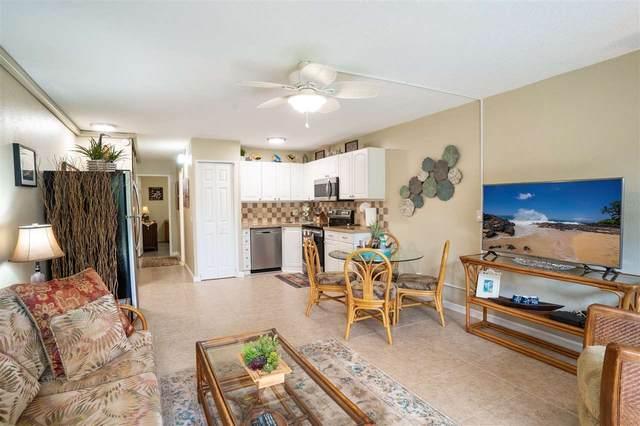 2191 S Kihei Rd #2123, Kihei, HI 96753 (MLS #388432) :: 'Ohana Real Estate Team
