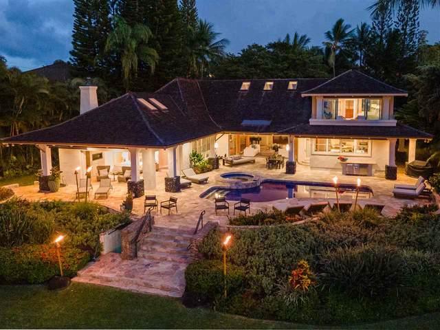 4039 Lower Honoapiilani Rd, Lahaina, HI 96761 (MLS #388437) :: Corcoran Pacific Properties