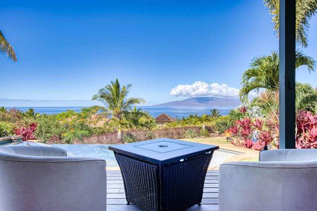 111 Paia Pohaku St, Lahaina, HI 96761 (MLS #388446) :: LUVA Real Estate