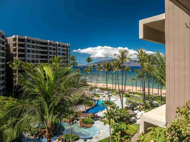 50 Nohea Kai Dr I-602, Lahaina, HI 96761 (MLS #388478) :: Maui Estates Group
