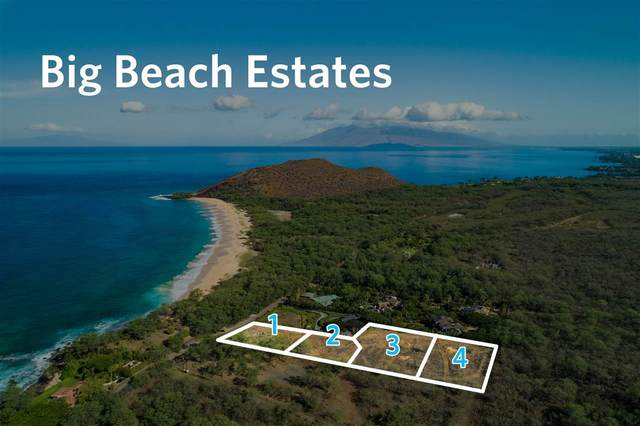 0 Makena Rd Lot 1, Kihei, HI 96753 (MLS #388494) :: 'Ohana Real Estate Team
