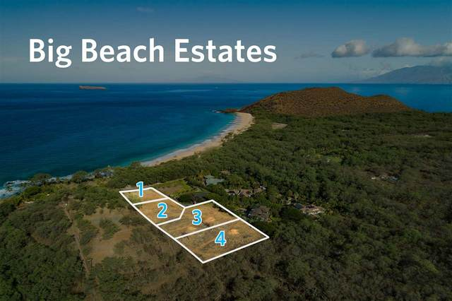 0 Makena Rd Lot 3, Kihei, HI 96753 (MLS #388496) :: 'Ohana Real Estate Team