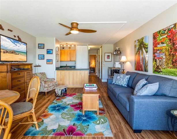 2191 S Kihei Rd #1118, Kihei, HI 96753 (MLS #388519) :: Maui Lifestyle Real Estate