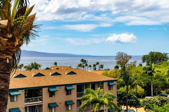 2191 S Kihei Rd #3405, Kihei, HI 96753 (MLS #388527) :: Maui Lifestyle Real Estate