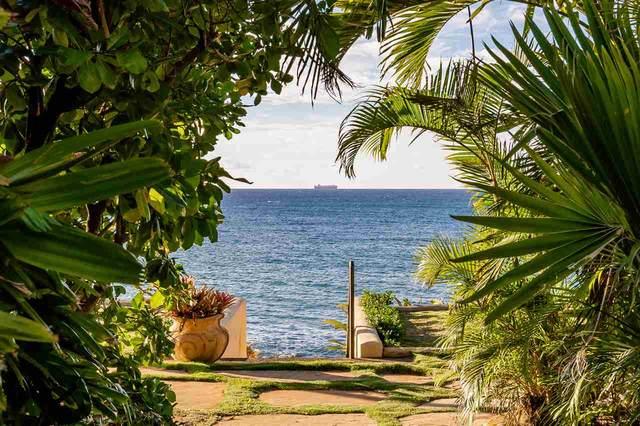 525 Hana Hwy A B C, Paia, HI 96779 (MLS #388588) :: Maui Estates Group