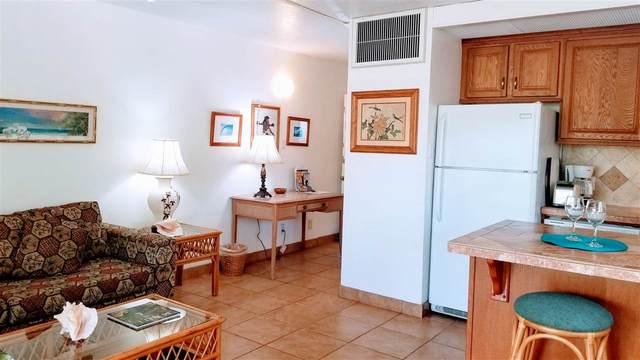 2495 S Kihei Rd #252, Kihei, HI 96753 (MLS #388598) :: LUVA Real Estate