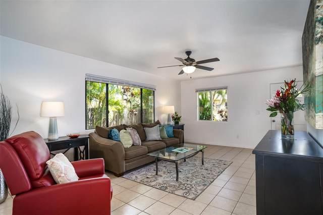 348 Huaka St, Kihei, HI 96753 (MLS #388670) :: LUVA Real Estate