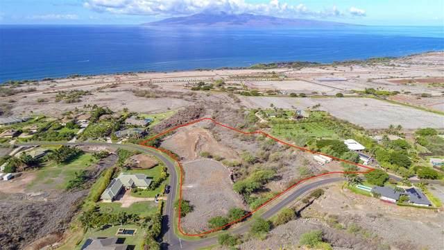 80 Wai Kulu Pl #36, Lahaina, HI 96761 (MLS #388862) :: Hawai'i Life