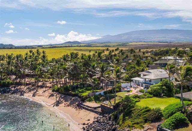 131 Aleiki Pl, Paia, HI 96779 (MLS #388903) :: LUVA Real Estate