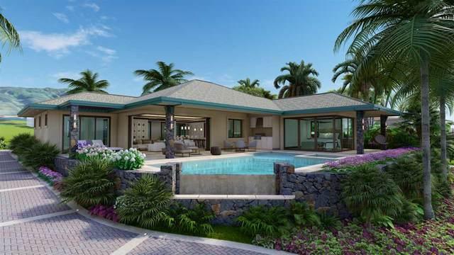 27 Kaulele Pl 51 Ph 1, Lahaina, HI 96761 (MLS #388924) :: LUVA Real Estate