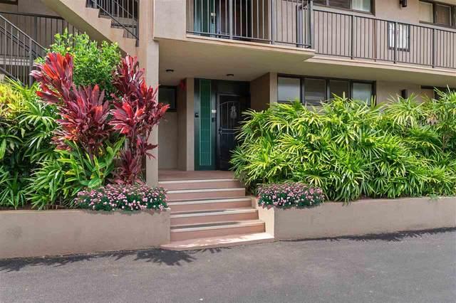 3823 Lower Honoapiilani Rd #116, Lahaina, HI 96761 (MLS #388926) :: Coldwell Banker Island Properties