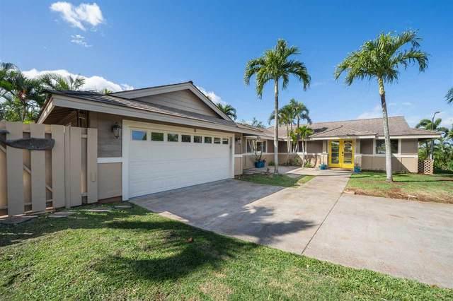 8 Plumeria Pl, Lahaina, HI 96761 (MLS #388931) :: LUVA Real Estate