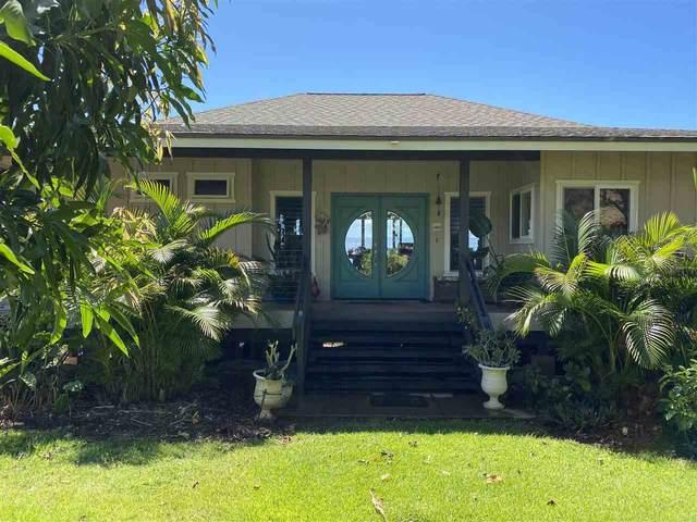 200 Waiokama Pl, Kaunakakai, HI 96748 (MLS #388950) :: Hawai'i Life
