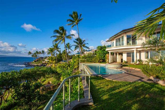 5177 Lower Honoapiilani Rd, Lahaina, HI 96761 (MLS #388963) :: Maui Lifestyle Real Estate | Corcoran Pacific Properties