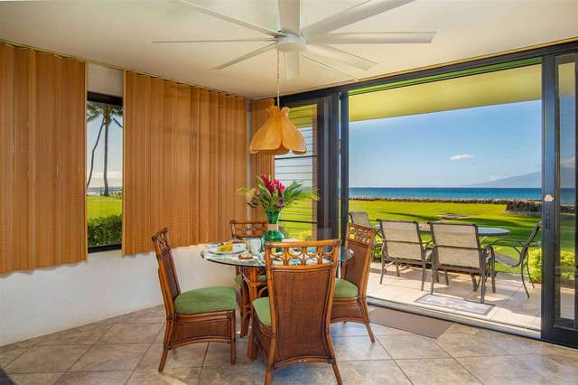3543 Lower Honoapiilani Rd A101, Lahaina, HI 96761 (MLS #388965) :: Corcoran Pacific Properties