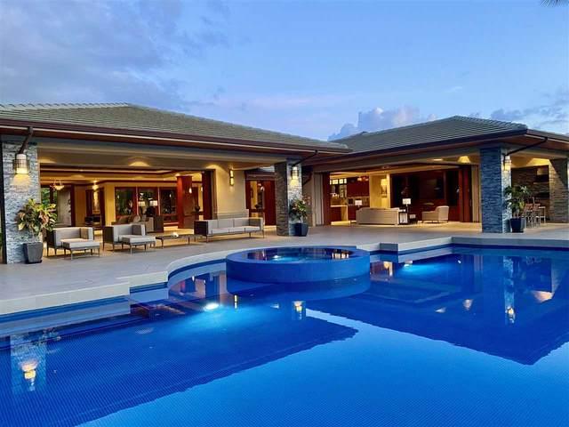12 Pohuehue Pl, Kihei, HI 96753 (MLS #389071) :: Hawai'i Life