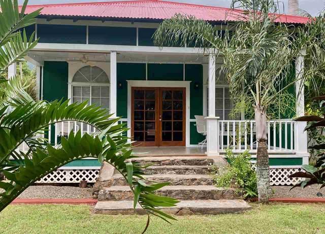 7146 Kamehameha V Hwy, Kaunakakai, HI 96748 (MLS #389235) :: Keller Williams Realty Maui