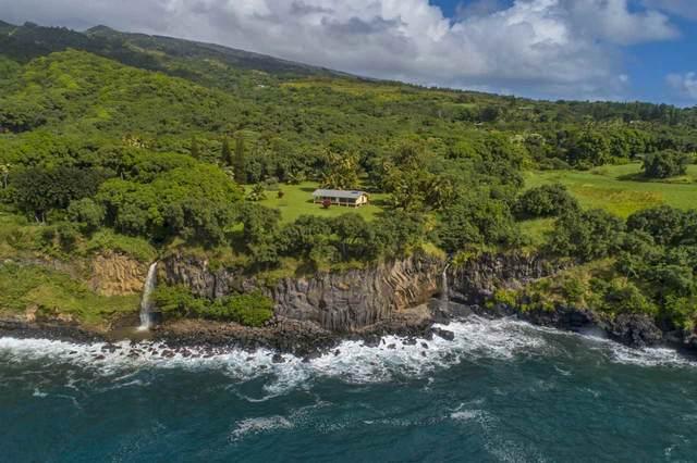 39606 Hana Hwy, Hana, HI 96713 (MLS #389272) :: Coldwell Banker Island Properties