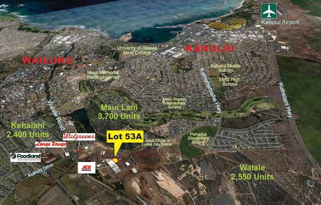 24 Paa St #53, Kahului, HI 96732 (MLS #389292) :: 'Ohana Real Estate Team